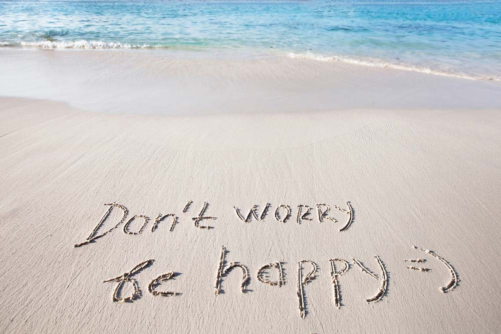Don't Worry – Be Happy